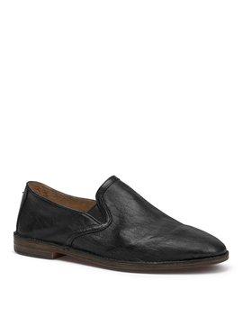 Ali Block Heel Loafers by Trask
