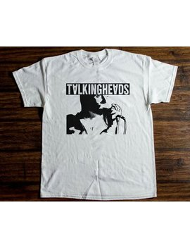 Talking Heads T Shirt New Wave Punk 1980s Retro Hipster Indie Rock Vintage by Etsy