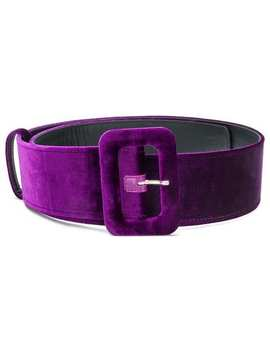 Classic Buckled Belt by Attico