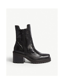 Leather Boots by The Kooples
