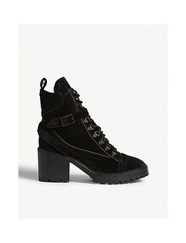 Velvet Steffy Boots by The Kooples