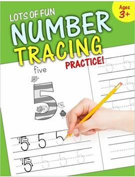 Lots Of Fun Number Tracing Practice!: Learn Numbers 0 To 20! by Amazon