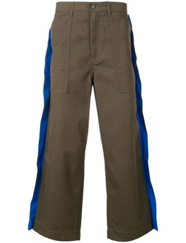 Worker Fin Trousers by Craig Green