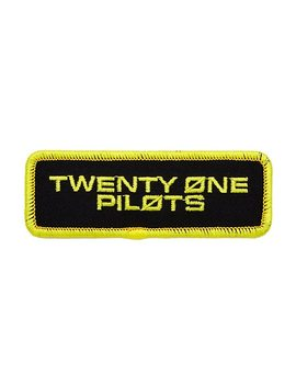 Twenty One Pilots Name Patch by Hot Topic