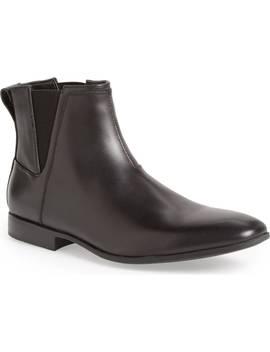 'carlisle' Chelsea Boot by Calvin Klein