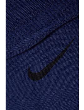 Studio Ribbed Stretch Leggings by Nike