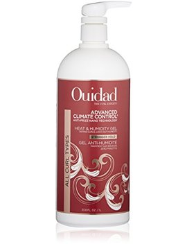 Advanced Climate Control Heat & Humidity Gel – Stronger Hold by Ouidad