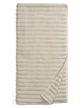 Ultrasoft Ribbed Turkish Bath Towel by Nordstrom At Home