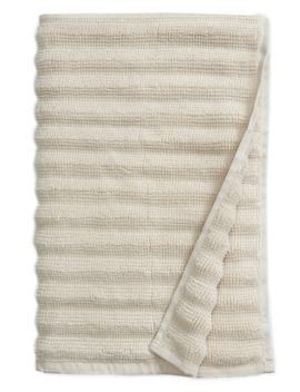 Ultrasoft Ribbed Turkish Hand Towel by Nordstrom At Home