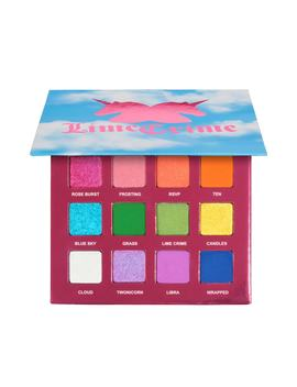 10th Birthday Eyeshadow Palette by Lime Crime