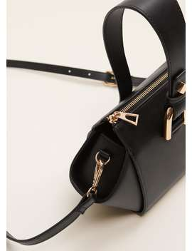 Geometrik Mini çanta by Mango