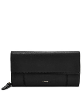 Jori Rfid Flap Clutch by Fossil