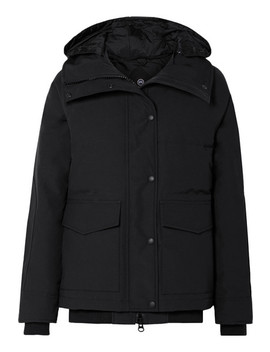 Deep Cove Shell Down Jacket by Canada Goose
