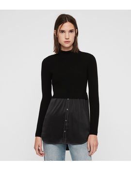 Kowlo Shirt Sweater by Allsaints