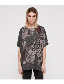 Asha Dreams T Shirt by Allsaints
