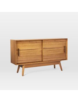 "Mid Century Narrow Media Console (48"") by West Elm"