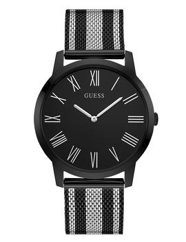 Two Tone Analog Watch by Guess