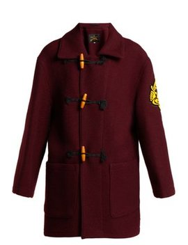 Wool Blend Duffle Coat by Vivienne Westwood Anglomania