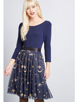 Especially Splendid Twofer Dress by Modcloth