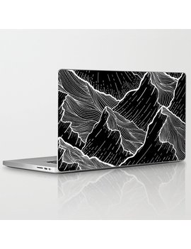Sea Mountains Laptop & I Pad Skin by