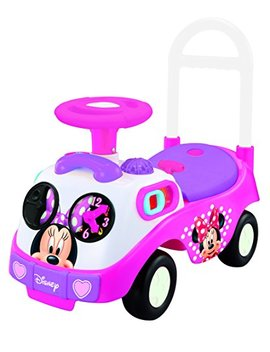 Kiddieland My First Minnie Ride On by Kiddieland Toys Limited