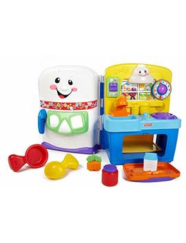 Fisher Price Laugh & Learn Learning Kitchen Activity Center by Fisher Price