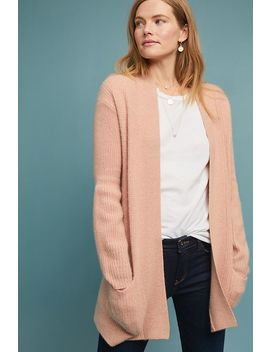 Lempdes Cashmere Cardigan by White + Warren