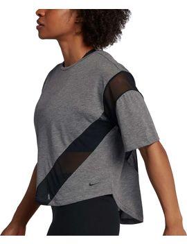Nike Women's Dry Studio Training Shirt by Nike