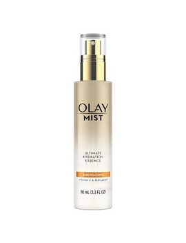 Olay Mist Ultimate Hydration Essence Energizing With Vitamin C And Bergamot Facial Moisturizer   3.3 Fl Oz by Olay
