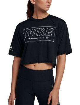 Nike Women's Dri Fit Training Crop Top by Nike