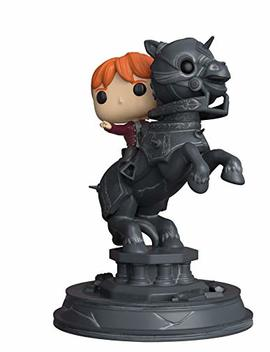 Funko Movie Moment: Harry Potter   Ron Riding Chesspiece by Fun Ko