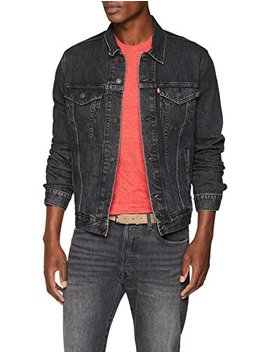 Levi's Men's The Trucker Jacket, Grey by Levi27s