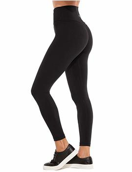 Crz Yoga Women's Naked Feeling High Waist Yoga Pants Workout Leggings Pocket by Crz+Yoga