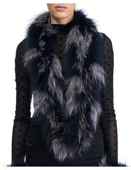 Fur Infinity Scarf by Gorski