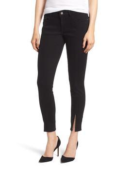 Margaux Instasculpt Slit Hem Ankle Skinny Jeans by Dl1961