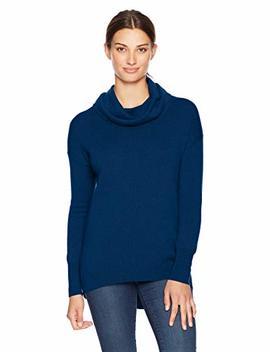 Lark & Ro Women's 100 Percents Cashmere Cowl Neck Sweater by Lark+26+Ro