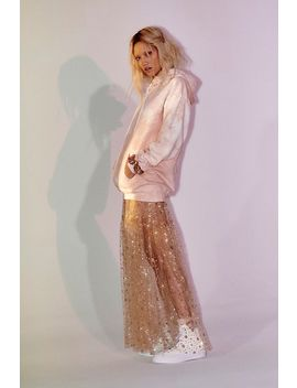 Estella Glitter Maxi Slip Dress by Free People