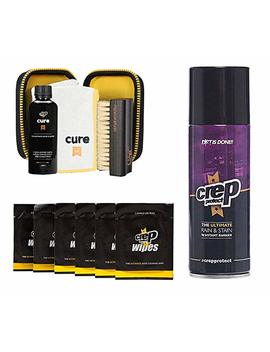 Crep Protect Ultimate Rain & Stain Shoe (Bundle Gift Packs) by Crep Protect