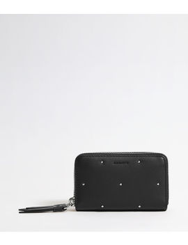 Kathi Leather Card Holder by Allsaints