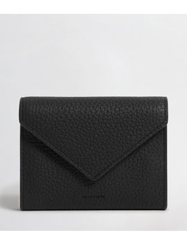 Voltaire Leather Card Holder by Allsaints