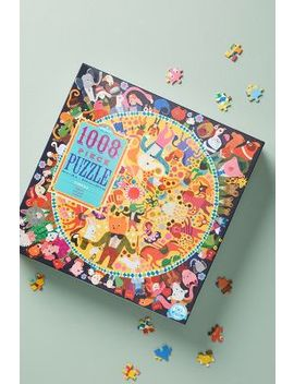 Circus Jigsaw Puzzle by Anthropologie