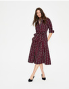 Roseland Shirt Dress by Boden