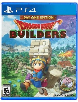 Dragon Quest Builders   Play Station 4 by By          Square Enix