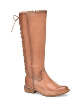 Sharnell Ii Tall Leather Riding Boots by Sofft