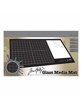 Tim Holtz Glass Media Mat 1914 E by Tim Holtz