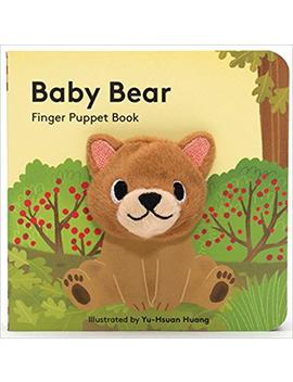 Baby Bear: Finger Puppet Book (Finger Puppet Books) by Amazon