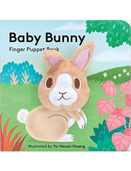 Baby Bunny: Finger Puppet Book by Amazon