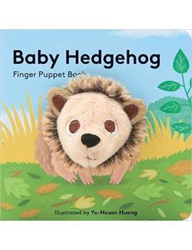 Baby Hedgehog: Finger Puppet Book (Finger Puppet Boardbooks) by Chronicle Books
