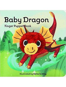 Baby Dragon: Finger Puppet Book (Finger Puppet Boardbooks) by Chronicle Books