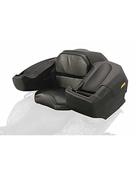 Camco 66010 Black Boar Atv Rear Storage Box And Lounger by Camco